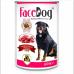 Face Dog Kırmızı Etli Konserve Yetişkin Köpek Maması 400 GR